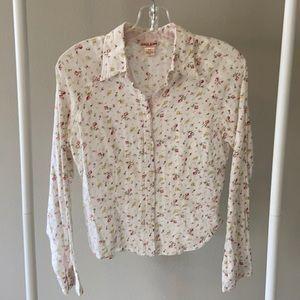 Guess Jeans Floral Shirt